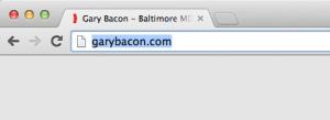 Awesome Bar, URL