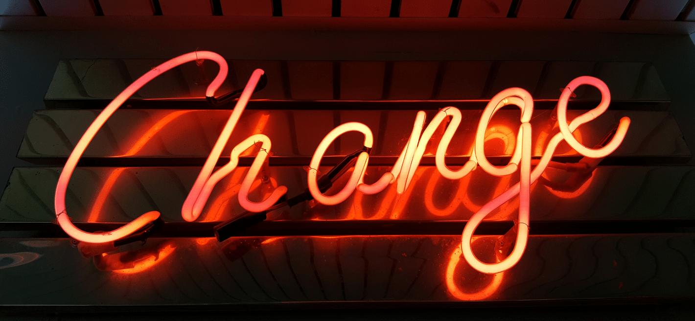 Habits and Change