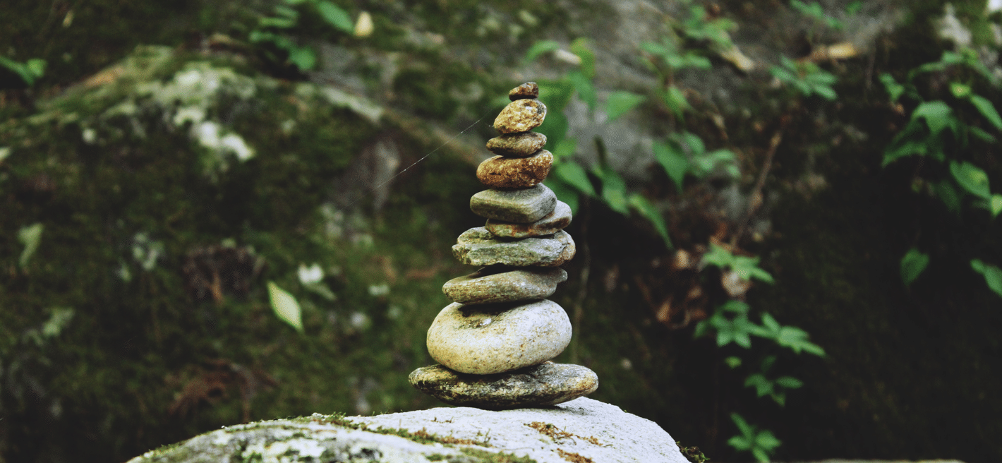 Stacking the Pebbles
