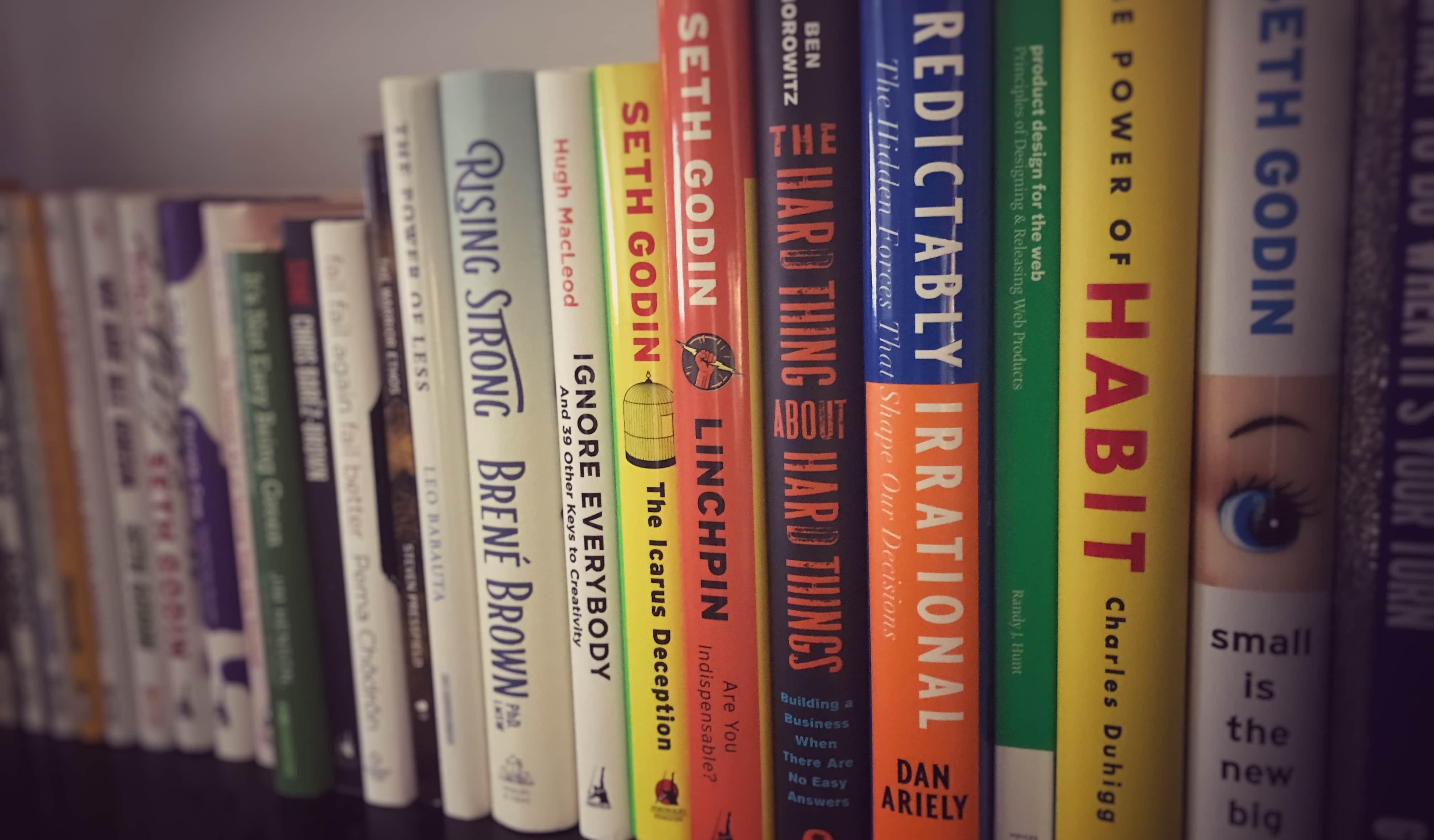 Gary's Bookshelf